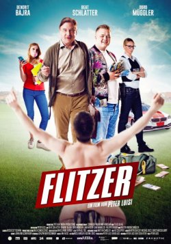 Flitzer - Plakat zum Film
