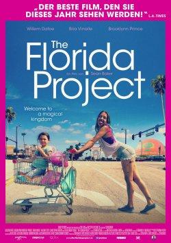 The Florida Project - Plakat zum Film
