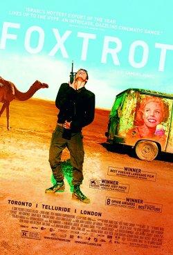 Foxtrot - Plakat zum Film