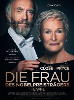 Die Frau des Nobelpreisträgers - Plakat zum Film