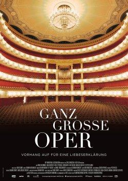 Ganz große Oper - Plakat zum Film