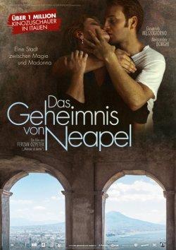 Das Geheimnis von Neapel - Plakat zum Film