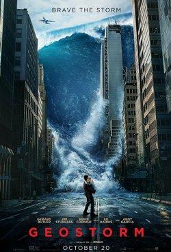 Geostorm - Plakat zum Film
