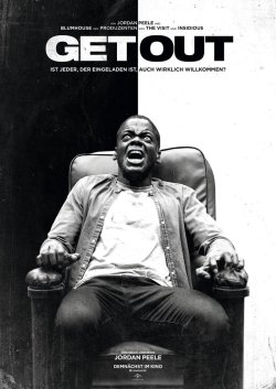 Get Out - Plakat zum Film