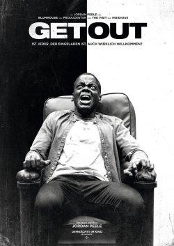 Get Out - Plakat zum Film