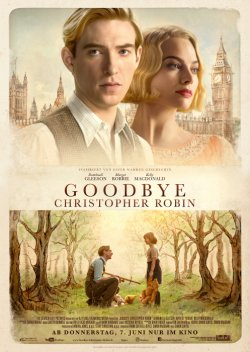 Goodbye Christopher Robin - Plakat zum Film
