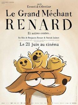 Der kleine Fuchs und seine Freunde - Das große Kinoabenteuer - Plakat zum Film