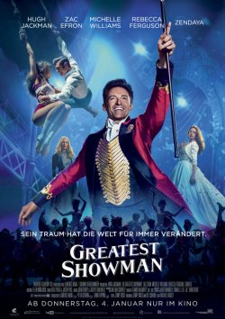 Greatest Showman - Plakat zum Film