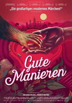Gute Manieren - Plakat zum Film