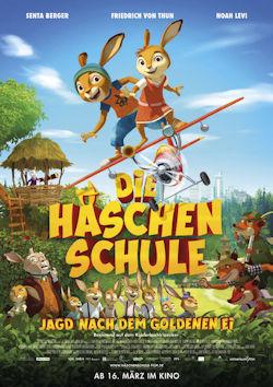 Die Häschenschule - Jagd nach dem goldenen Ei - Plakat zum Film