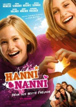 Hanni und Nanni - Mehr als beste Freunde - Plakat zum Film
