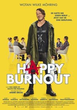 Happy Burnout - Plakat zum Film