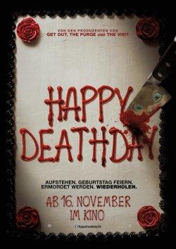Happy Deathday - Plakat zum Film