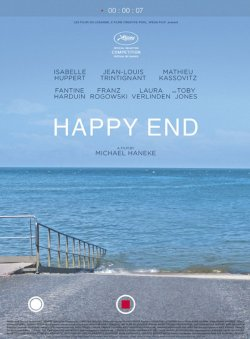 Happy End - Plakat zum Film