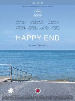 Happy End - Plakat zum Film