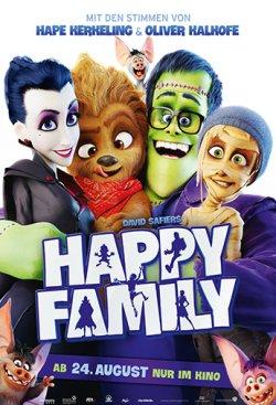 Happy Family - Plakat zum Film