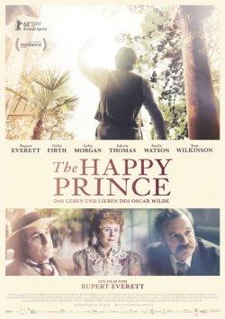 The Happy Prince - Plakat zum Film