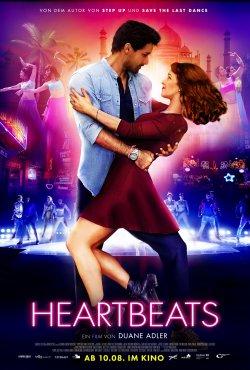 Heartbeats - Plakat zum Film