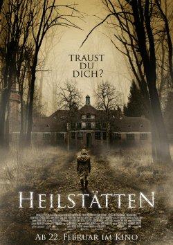 Heilstätten - Plakat zum Film