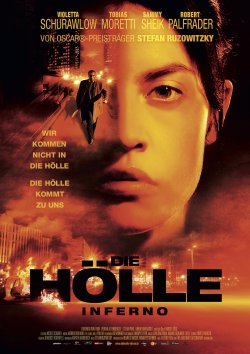 Die Hölle - Inferno - Plakat zum Film