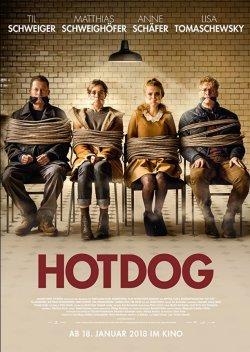 Hot Dog - Plakat zum Film