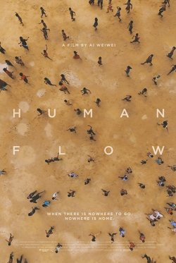 Human Flow - Plakat zum Film
