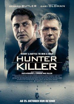 Hunter Killer - Plakat zum Film
