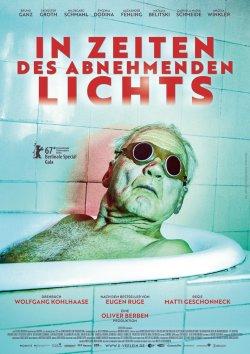 In Zeiten des abnehmenden Lichts - Plakat zum Film