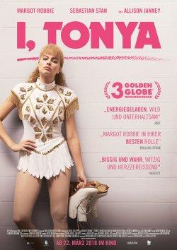 I, Tonya - Plakat zum Film