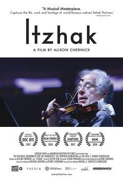 Itzhak Perlman - Ein Leben für die Musik - Plakat zum Film