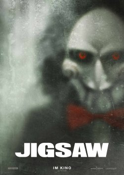 Jigsaw - Plakat zum Film