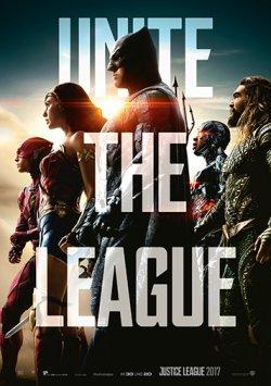 Justice League - Plakat zum Film