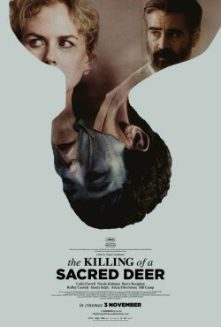 The Killing Of A Sacred Deer - Plakat zum Film