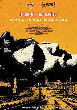 The King - Mit Elvis durch Amerika - Plakat zum Film