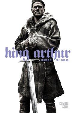 King Arthur: Legend Of The Sword - Plakat zum Film
