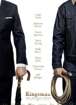 Kingsman - The Golden Circle - Plakat zum Film