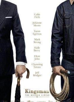 Kingsman - The Golden Circle - Plakat zum Film