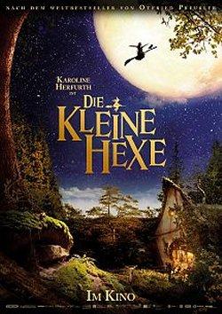 Die kleine Hexe - Plakat zum Film