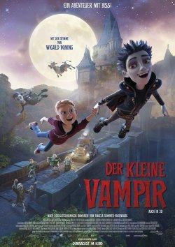 Der kleine Vampir - Plakat zum Film