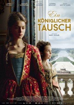 Ein königlicher Tausch - Plakat zum Film