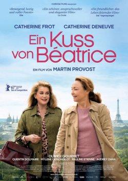 Ein Kuss von Beatrice - Plakat zum Film