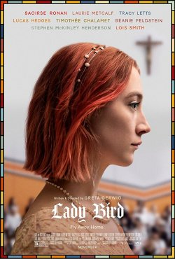 Lady Bird - Plakat zum Film