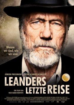 Leanders letzte Reise - Plakat zum Film