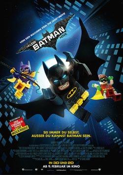 The LEGO Batman Movie - Plakat zum Film