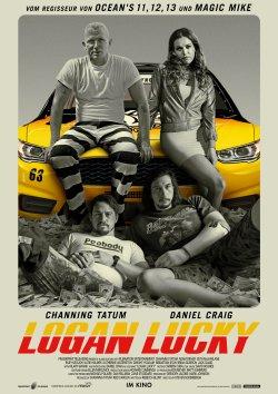 Logan Lucky - Plakat zum Film
