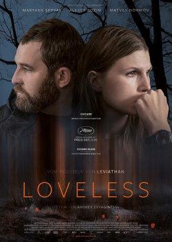 Loveless - Plakat zum Film