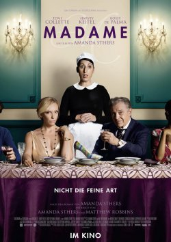 Madame - Plakat zum Film