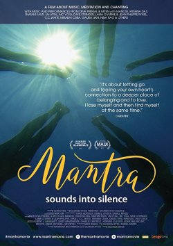 Mantra - Sounds Into Silence - Plakat zum Film