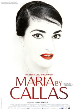 Maria By Callas - Plakat zum Film