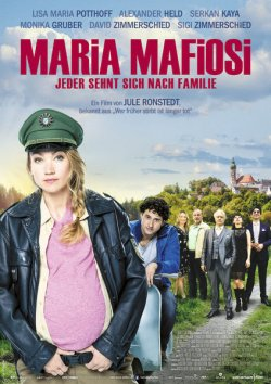Maria Mafiosi - Plakat zum Film
